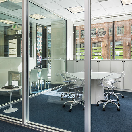 Vanguard Properties New Montgomery Street Office